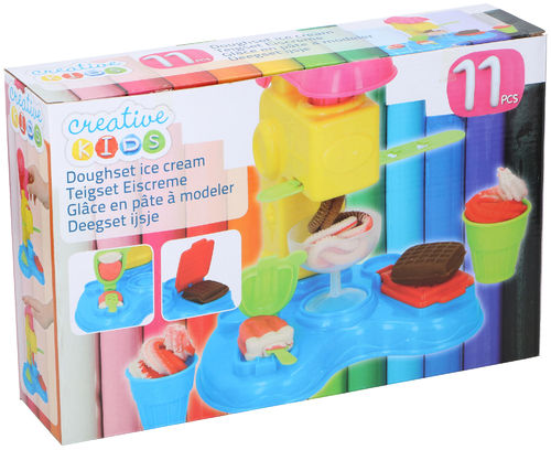 Knete-Set Eiscreme (Creative Kids)